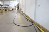 Wykonanie instalacji zasilającej linie produkcyjne 09.2015 r